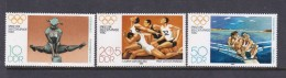 1980 Moscow Germany DDR Olympic Set MNH - Summer 1980: Moscow