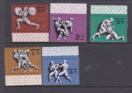 1980 Moscow Russia 1977 PreOlympic Issue MNH - Summer 1980: Moscow