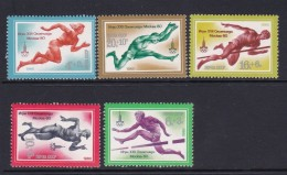 1980 Moscow Russia 1980 PreOlympic Issue 1st MNH - Summer 1980: Moscow
