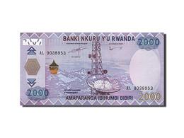 Rwanda, 2000 Francs, 2014, 2014, NEUF - Rwanda