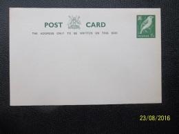 Uganda: 15c. Postal Card In Mint (#PE18) - Uganda (1962-...)
