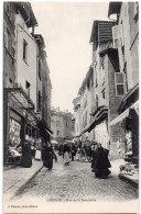 LIMOGES ( Haute Vienne ) -  Dans La Rue De La Boucherie - Limoges
