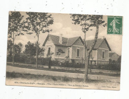 Cp , 17 , SAUJON , Villa MARIE HELENE , Parc Du DOCTEUR DUBOIS , Voyagée 1909 - Saujon