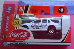 COCA COLA MATTEL WHEELS FORD FALCON 2001 - Toys