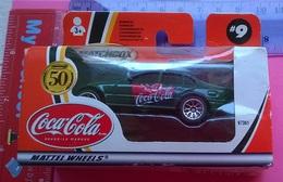 COCA COLA MATTEL WHEELS FORD FALCON FORTE 2001 - Toys