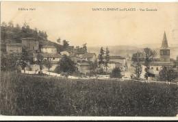 SAINT CLEMENT DE LA PLACE  -  Vue Générale    59 - France