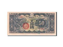 Indochine Française, Occupation Japonaise, 50 Sen, 1940, KM:M1 - Indochine