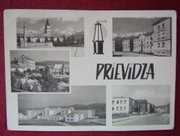 SLOVAKIA / PRIEVIDZA / 1960 - Slovaquie