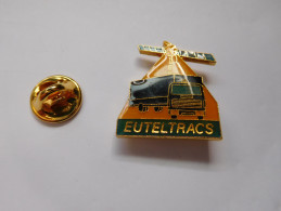 Espace , Télécommunications , Euteltracs : The European Mobile Satellite Service , Transport Camion Trucks - Space