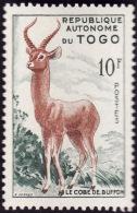 TOGO  1957 -  YT 270 - Cobe - République Autonome  - NEUF** - Togo (1960-...)