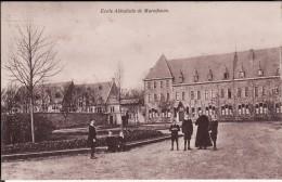 MAREDSOUS -- Ecole Abbatiale Animée - Anhée