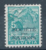 Suisse Service  N°91 (o) - Service