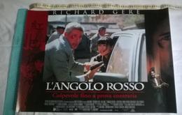 POSTER L'ANGOLO ROSSO COLPEVOLE FINO A PROVA CONTRARIA CON R.GERE - Posters
