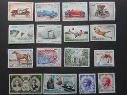 Monaco 1954-1994 (Lot De 26 Timbres) - Monaco