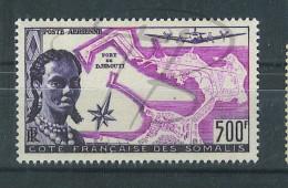VEND BEAU TIMBRE DE POSTE AERIENNE DE SOMALIS N°25 , NEUF !!!! - Côte Française Des Somalis (1894-1967)