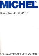 MICHEL Briefmarken Deutschland 2016/2017 New 55€ D: AD Baden Bayern DR 3.Reich Danzig Saar SBZ DDR Berlin FZ AM-Post BRD - Alemán