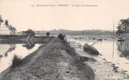 ¤¤  -   143   -   VANNES   -  CONLEAU    -  Un Coin De La Grenouillère   -   ¤¤ - Vannes