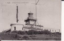 AGDE -- Le Phare St Loup Et Le Sémaphore - Agde