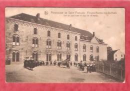 Pensionnat De Saint-Frannçois Forges-Baelen-lez-Dohain - Vue Du Sud-Ouest Et Cour De Récréation - Baelen