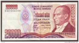 LOT 3 BILLETS:  POLAND - ROMANIA - TURKEY - Monnaies & Billets