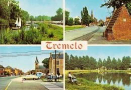 Groeten Uit Tremelo  (4 Zichten) - Tremelo