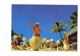 Polynésie Française - MOOREA   - Groupe De Dance Temae - Femme Danseuse - N°251 - Polynésie Française