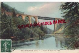 39 -  CHAMPAGNOLE - LE VIADUC DE SYAM SUR L' AIN - Champagnole