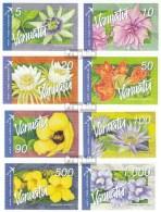 Vanuatu 1294-1301 (kompl.Ausg.) Postfrisch 2006 Freimarken: Blumen - Vanuatu (1980-...)