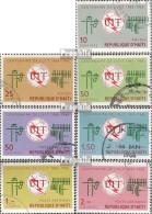 Haiti 826-832 (kompl.Ausg.) Gestempelt 1965 100 Jahre ITU - Haiti