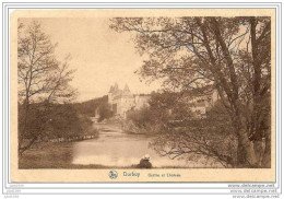 DURBUY ..-- Ourthe Et Château . - Durbuy