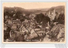 DURBUY ..-- Panorama . Vers BRASSCHAET ( Mr Mme PEETERS ) . Voir Verso . - Durbuy