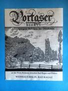 1327 -  Suisse St-Gall Portaser Beerli Blauburgunder Höchstgelegene Reblagen Der Ostschweiz - Sonstige