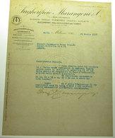 SUGHERIFICIO MARANGONI MILANO 1932 - Italia