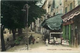 Forcalquier – La Rue Du Rempart - Edit. Hugou - Forcalquier
