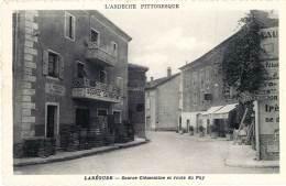 Labégude – Source Clémentine Et Route Du Puy - France