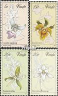 Südafrika - Venda 46-49 (kompl.Ausg.) Postfrisch 1981 Orchideen - Venda