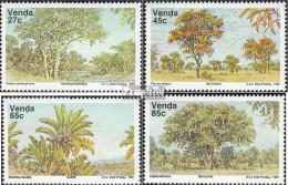 Südafrika - Venda 229-232 (kompl.Ausg.) Postfrisch 1991 Bäume - Venda