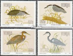 Südafrika - Venda 254-257 (kompl.Ausg.) Postfrisch 1993 Reiher - Venda
