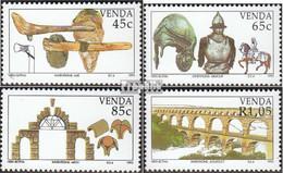 Südafrika - Venda 262-265 (kompl.Ausg.) Postfrisch 1993 Erfindungen - Venda