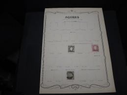 AçCORES - Collection Avec De Nombreux Neufs Première Charnière - A Voir - P20337