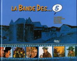 LA BANDE DES 5 - DIEPPE - Normandie