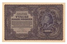 POLOGNE - 1000 MAREK 23/08/1919 - UNC/ NEUF - Pologne