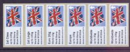 Great Britain Post & GO Union Flag NY Collectors Strip 2016 - Gran Bretagna
