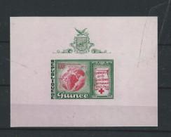 GN - 1963 - BLOCK GUINÉE - POSTFRISCH - ** - UNUSED - Guinée (1958-...)