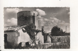 Les Portes Vieux Moulin - Ile De Ré