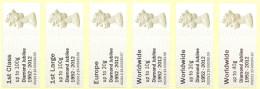 Great Britain 2012 Post & Go Opt Diamond Jubilee Strip Of 6 - Gran Bretagna