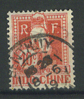 """VEND BEAU TIMBRE TAXE D´INDOCHINE N°8 , CACHET """"BENTHUY"""" !!!! - Impuestos"""