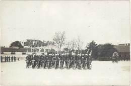 Lunéville ( ?) – Carte-Photo, Cyclistes, Bataillon De Chasseurs - Luneville
