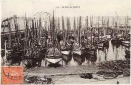 Le Port De GROIX - Groix