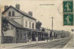 Béthisy Saint Pierre ( Gare ) - Autres Communes